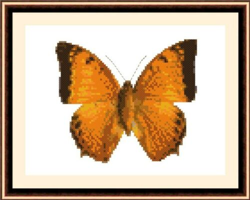 Cross Stitch Kit Butterfly 8531