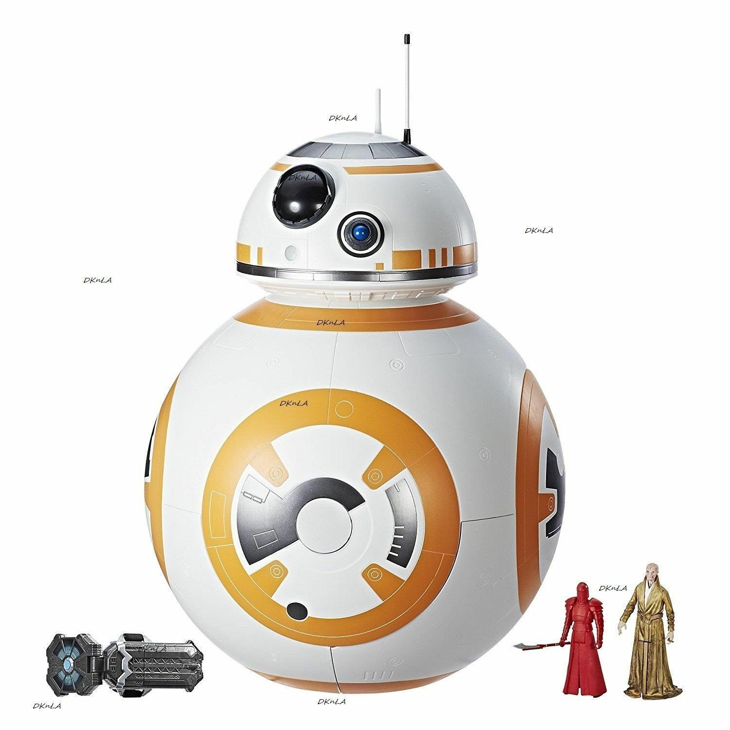 ️Star Wars Force Link BB-8 MEGA Playset - - - Includes Force Link & 2 Figures  ️ b7b19f