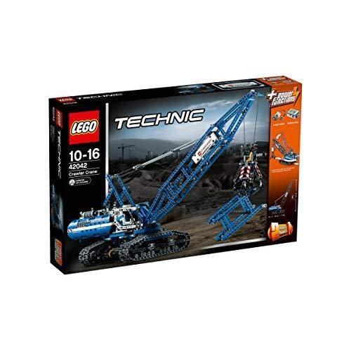 NEW Lego Technique Crawler Crane 42042 Japan new .