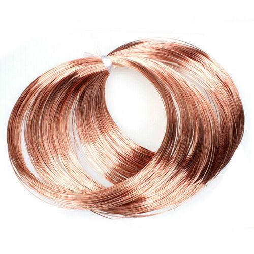 3-5 mm épais fil de cuivre bobine wirework Tiara Craft Fabrication de Bijoux Vente Qualité