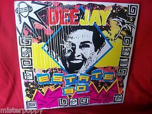 DEEJAY-ESTATE-90-VVAA-LP-ITALY-1990-MINT-Cabaret-Voltaire-Depeche-Mode-Heart