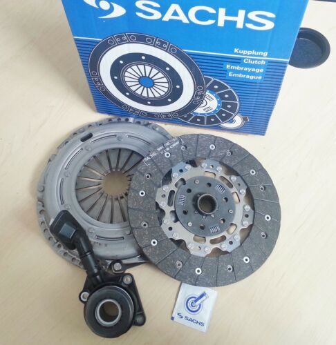 CLUTCH KIT CSC RELEASE HYDRAULIC BEARING SACHS FOR FORD SMAX S-MAX 2.0 TDCi 06