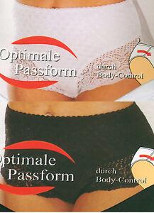 Panty-10-Pezzi-Slip-Pancia-Piatta-Miderhose-Miederslip
