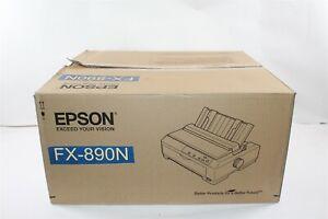 New-Epson-FX-890N-Dot-Matrix-Networking-Impact-Printer-C11C524001NT
