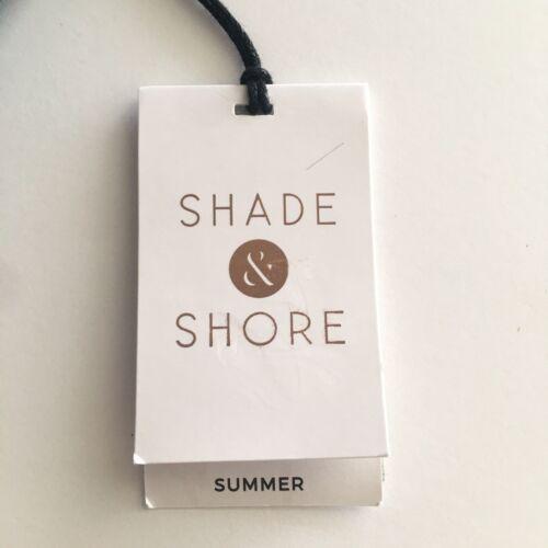 Shade And Shore Teal Padded Bikini Top w// Crochet Trim 34D 34DD 36D 36DD 38C 38D