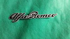 alfa romeo wording emblem 145 146 147 155 156 159 GT