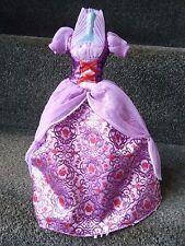 Muñeca Barbie Princesa Vestido