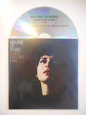 MELANIE DE BIASIO : SWEET DARLING PAIN [ CD SINGLE PORT GRATUIT ]