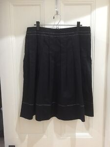 Ladies-Regatta-Brand-Box-Pleated-Skirt-Size-14