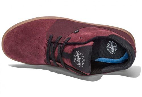 Zapatos Globe Shoes Mahalo Gum Scarpe Uomo Skate Chaussures Sg Schuhe Burgundy Zw8xHAq