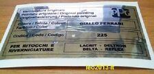 Lancia delta hf integrale 16 valvole evo 1-2 adesivo colore ppg giallo ferrari