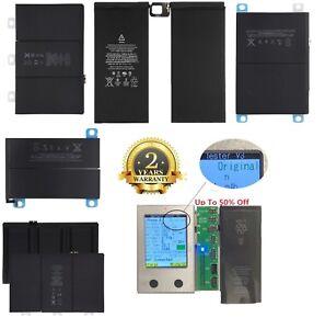 OEM Original Li-ion Battery Replacement For IPad Mini  2 3 IPad 3 4 5 6 Air 1 2