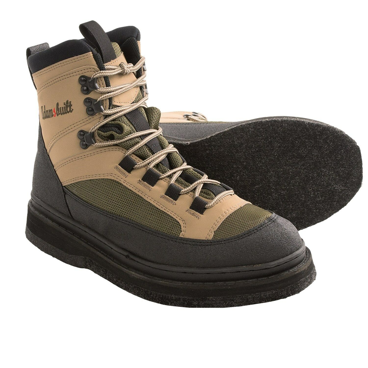 Adamsbuilt Adams Built Gear Smith River Wading  Boots - Men's Sizes 13 - 14 NEW   quality product