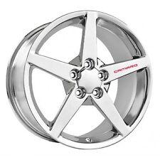 CHEVROLET CAMARO Wheel Decals Set of 4 Racing Red