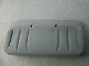 Excellent Details About Dodge Grand Caravan Rear Bench Seat Bottom Gray Cloth Pabps2019 Chair Design Images Pabps2019Com