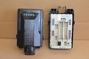 s l300 09 14 nissan 370z 3 7l v6 rwd ipdm power distribution fuse relay 370z fuse box at crackthecode.co