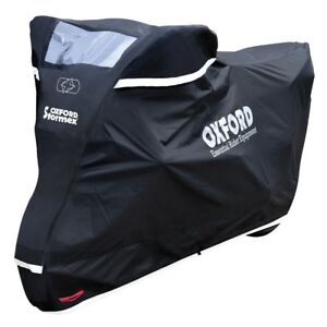 Oxford-Stormex-Ultimate-Outdoor-Waterproof-Motorcycle-Bike-Rain-Cover-Medium