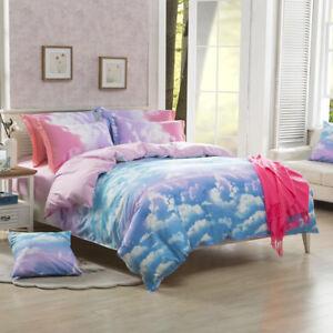 Cloud-Nature-Doona-Quilt-Duvet-Cover-Set-Single-Double-Queen-King-Size-Bed-Linen