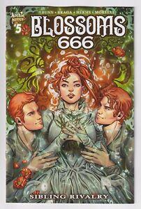 BLOSSOMS-666-5-ARCHIE-comics-NM-2019
