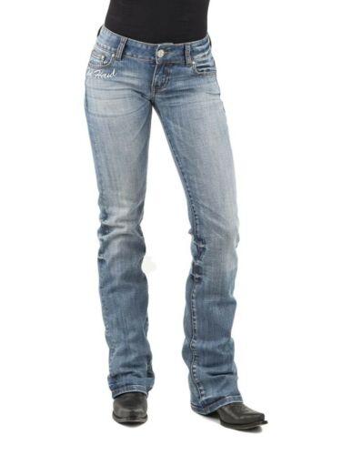 Tin Haul Western Jeans Womens Celebrity Blue 10-054-0340-1264 BU