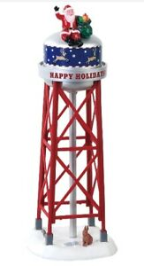 Lemax Holiday Tower ~ #83353 ~ Festive and Fun ~ Brand New ~ NRFB!