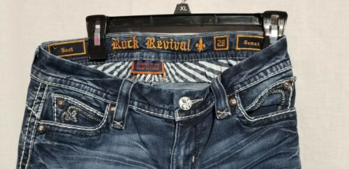 Excellent Revival 28 Semak Boot Rock Sz Super Occasion Mignon 0RPdxqw