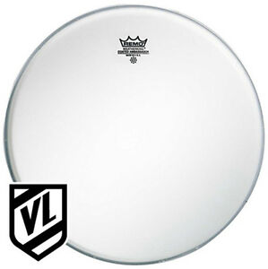 remo ambassador coated batter snare drum head 14 ebay. Black Bedroom Furniture Sets. Home Design Ideas