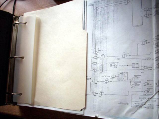 Boeing 727 Autopilot Wiring Diagram Manual