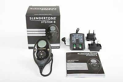 SLENDERTONE SYSTEM CONTROLLER + CHARGER FOR ARMS, AB, BOTTOM, BELTS, GARMENTS