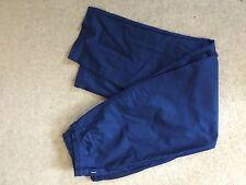 Un Blu Nuovo di Zecca Chef Pantaloni, elastico in vita con Disegnare Stringa, grandi 38-40