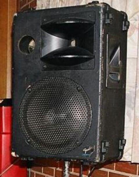 """Højttalere 12"""" (2 stk), Fender 282"""