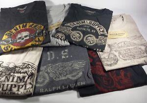New-Authentic-Ralph-Lauren-Denim-amp-Supply-Men-039-s-Cotton-Jersey-Tee-T-Shirt-SALE