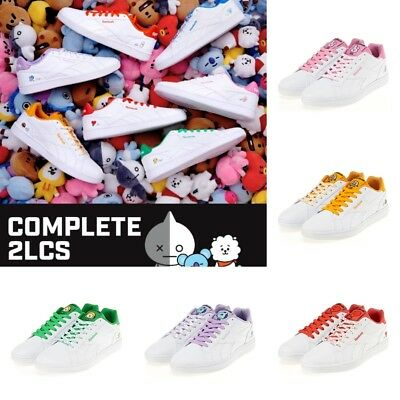d7cf819d293 Reebok x BT21 Authentic REEBOK ROYAL COMPLETE 2LCS 6 Characters