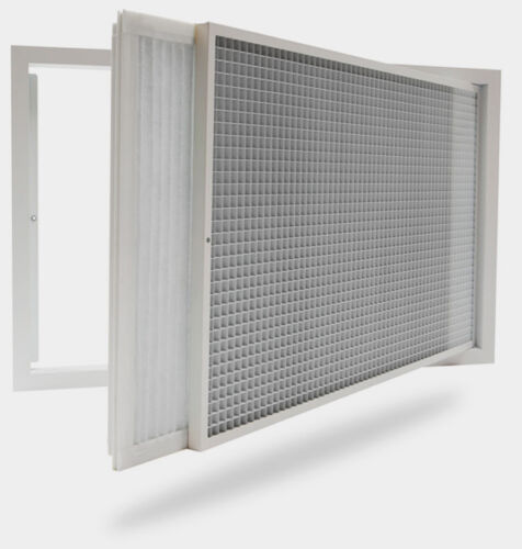 High Efficiency Ducted Air Conditioning Filter Asthma Council Approved