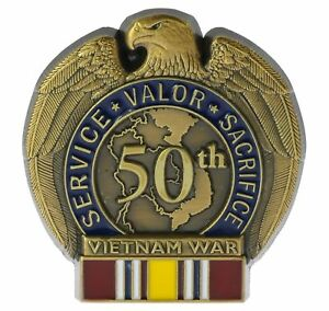 50ème Cinquantième Vietnam Anniversaire Ere Chapeau ou Épinglette H13099d70 puCq7LLA-09153700-752716052