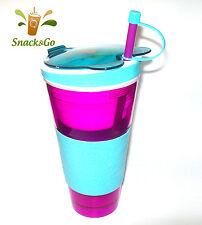 """Copa snackeez-la Todo en Uno """"Snack & Go"""" picar solución!"""