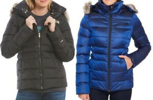 1cc4bd44a Details about The North Face Gotham Jacket II Women's Hooded Down Jacket