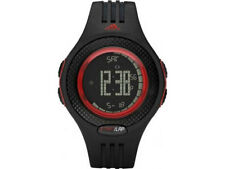 NEW  ADIDAS BLACK & RED DIGITAL CHRONO RESPONSE GALAXY WATCH-ADP3080