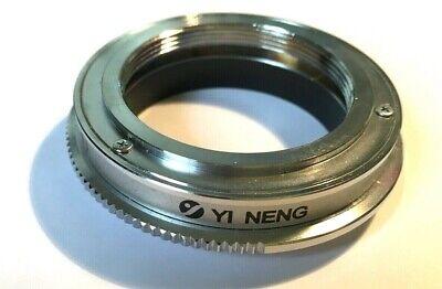 YI NENG  ADAPTER LEICA M39//LTM  to SONY E//FE