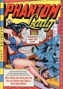 Phantom Lady Nr. 7, neu
