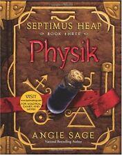 Septimus Heap: Physik Bk. 3 by Angie Sage (2008, Paperback)