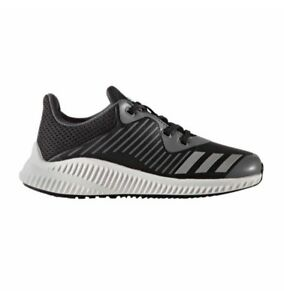 Details about New Adidas FortaRun K Kids YOUTH Running Sneakers BA9494 Black Gray New in Box
