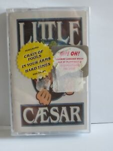 LITTLE-CAESAR-SELF-TITLED-NEW-SEALED-CASSETTE