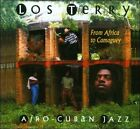 From Africa to Camaguey [Digipak] by Los Terry (CD, Jan-1998, President)