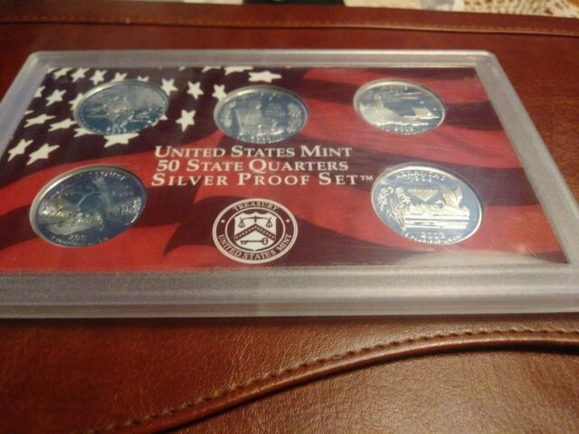 2017 United States Mint Limited Edition Silver Proof Set w