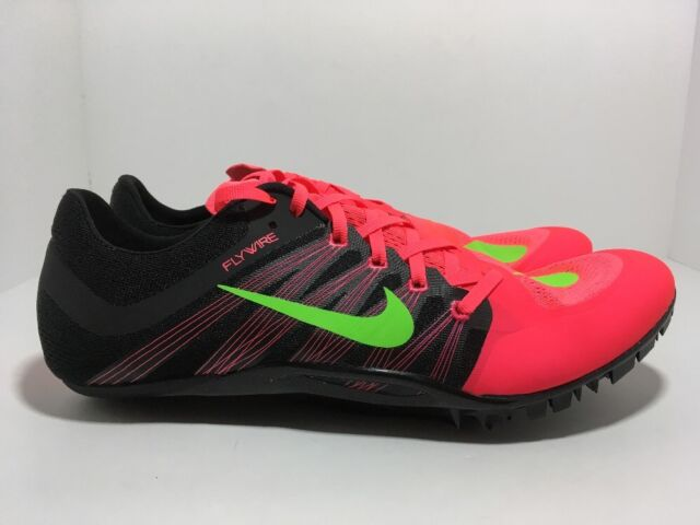 quality design a68ae 7b68b Nike Zoom Ja Fly 2 Track Spikes Hyper Punch 705373-603 Mens Size 13