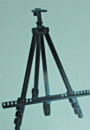 Jakar Aluminium Chevalet à 130 cm hauteur 6626 Lightweight Field Easel jusqu/'à 8 Kg