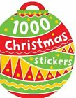 1000 Christmas Stickers by Make Believe Ideas (Paperback, 2013)