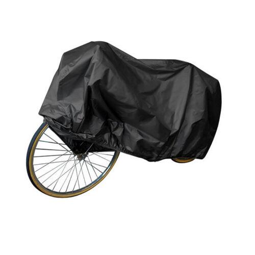 Waterproof Rust Prevention Cycle Bicycle Bike Dust Rain Resistant Cover Garage