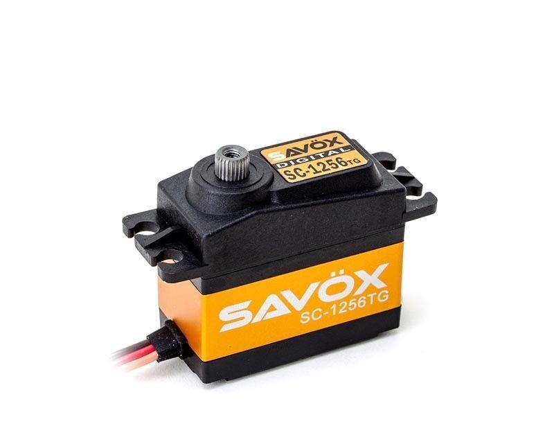 Savöx High torque digital servo-Savox  sc-1256tg